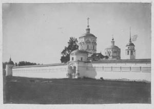 16_Солотча-Монастырь вид с востока