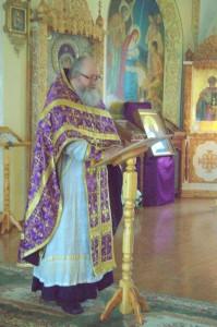 литургия проповедь